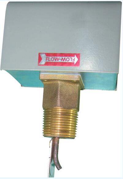 Johnson Controls Liquid Water Flow Switch Honeywell (HTW-F61KB)