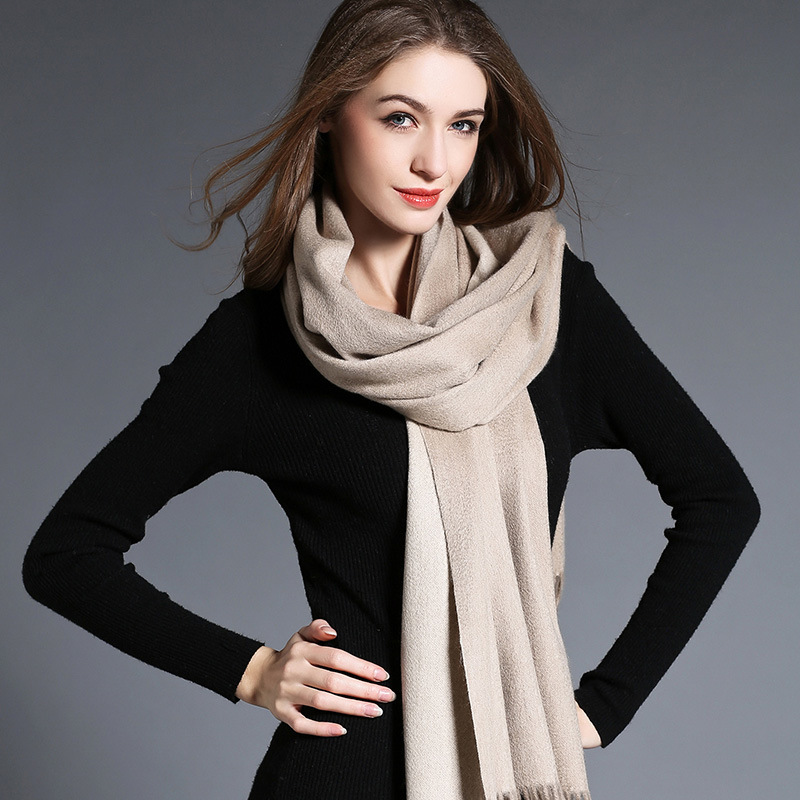 Wholesal Higher Quality 100% Cashmere Scarf Pashmina