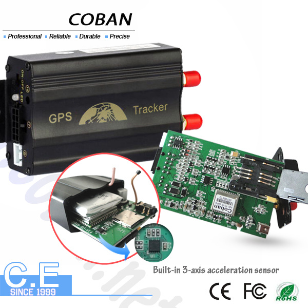 Best Quality GPS Tracker with Lock and Unlock Door Function