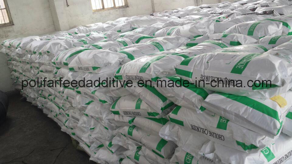 Choline Chloride 60%Min Feed Additives Vitamin B4 Animal Feed
