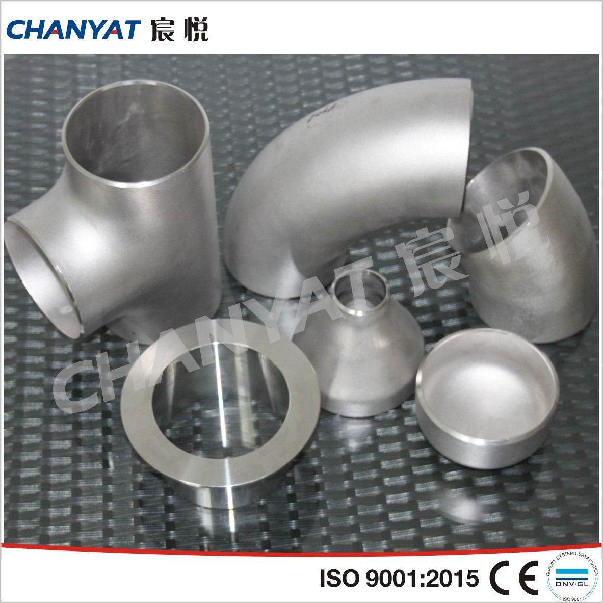 Varios Material and Type Pipe Fittings