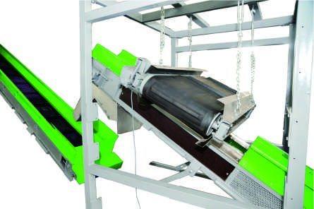 Dgx2000r Heavy Duty Single Shaft Shredder for Alternative Fuels Rdf Srf