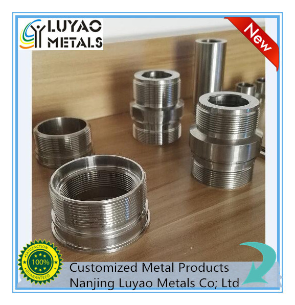 Precision Customed CNC Machining Aluminum/Stainless Steel/Carbon Steel/Iron Machining Parts