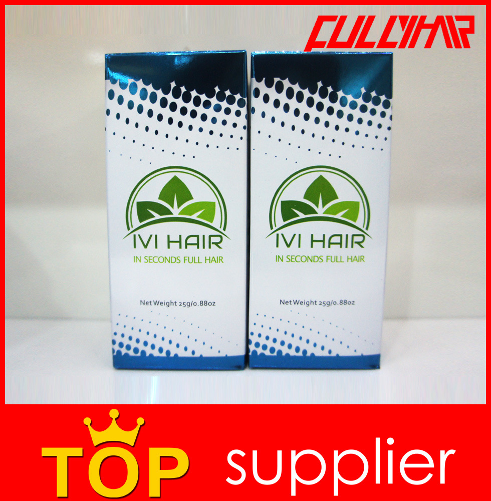 Create Your Own Brand Hair Building Fiber Fully Hair Fiber