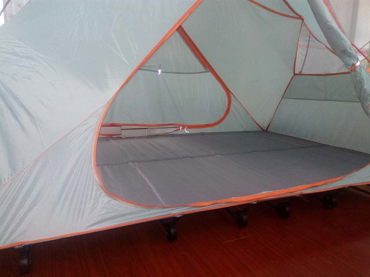 Wild Camping Best Choice Suspension Tent