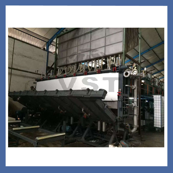 EPS Production Line, Block Making Machine, Expandable Polystyrene Machine