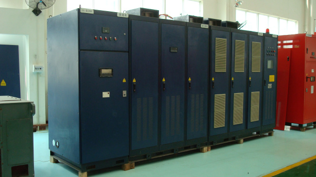 Dlhvf Series of High Voltage Frequency Converter (inverter) Speed Regulator
