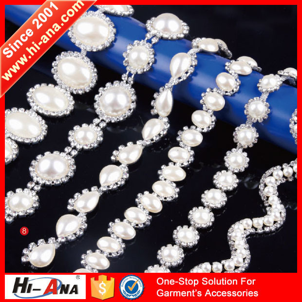 Know Different Market Style Cheaper Beaded Lace Trim