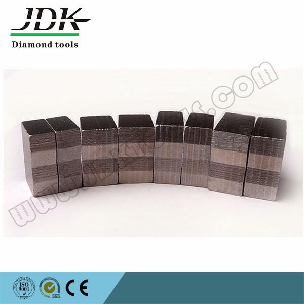 Ds-4 Diamond Segment for Granite Cutting