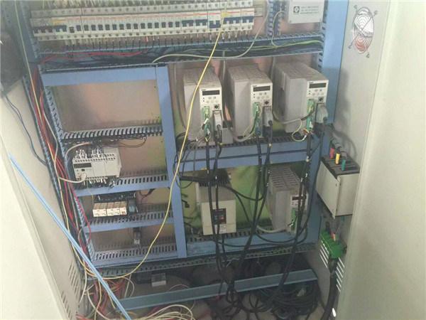 Second Hand Computer Control One Line Jumbo Bag Making Machine