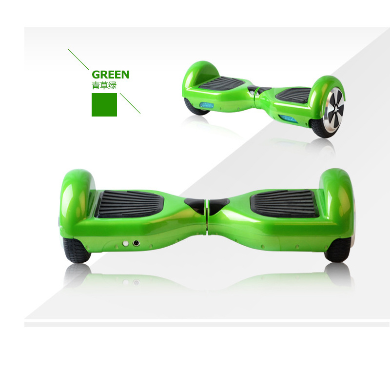 Smartek 6.5inch Gyro Scooter 2 Two Wheel Smart Self Balance Electric Skateboard Hoverboard Scooter Segboard Gyropode Hoverboard for Hebrew 12km/H S-010-EU