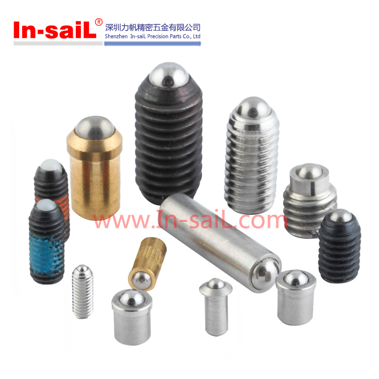 High Quality Ball Stopper Plunger with Spring for Pump