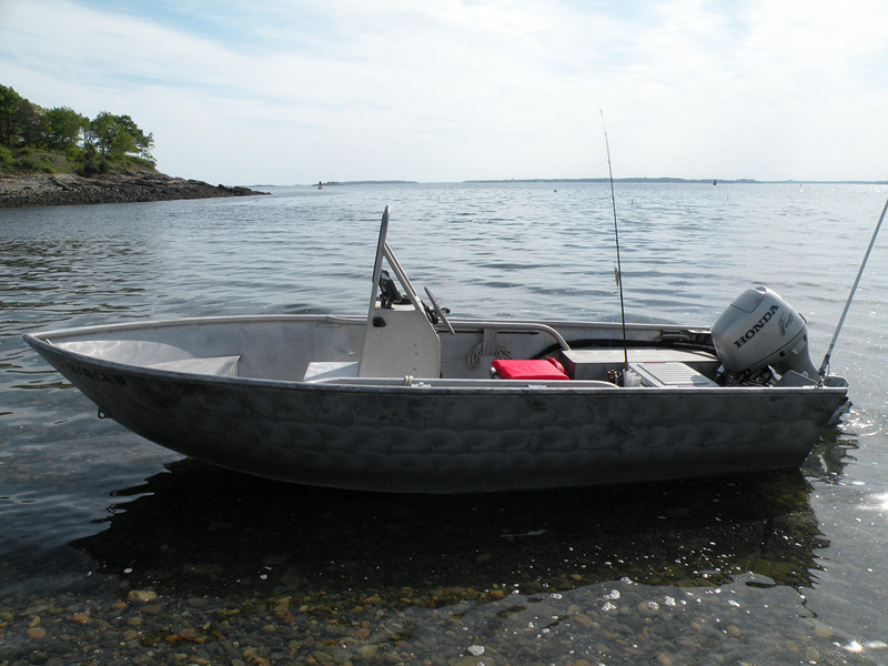 Beautiful Aluminium Fishing Boats (OVS6-20)