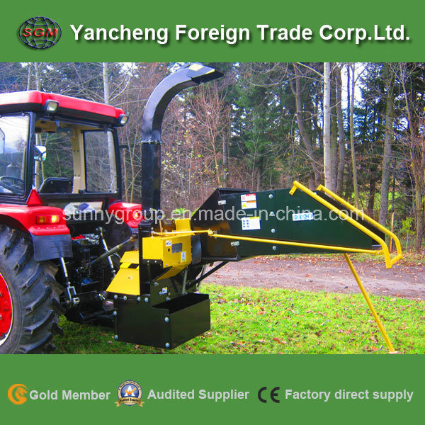 Wood Chipper with Ce Certificate