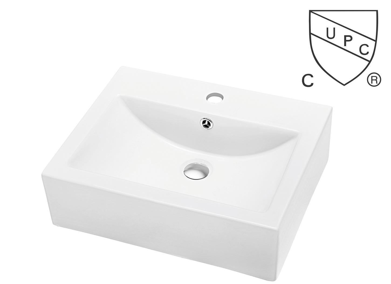 Dining Room Bathroom Furniture Cupc Kitchen Sink Sanitary Ware (SN110-034)