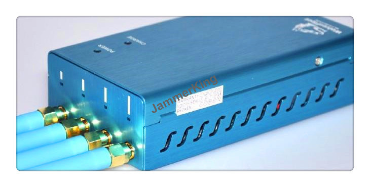 high quality gps jammer on animal