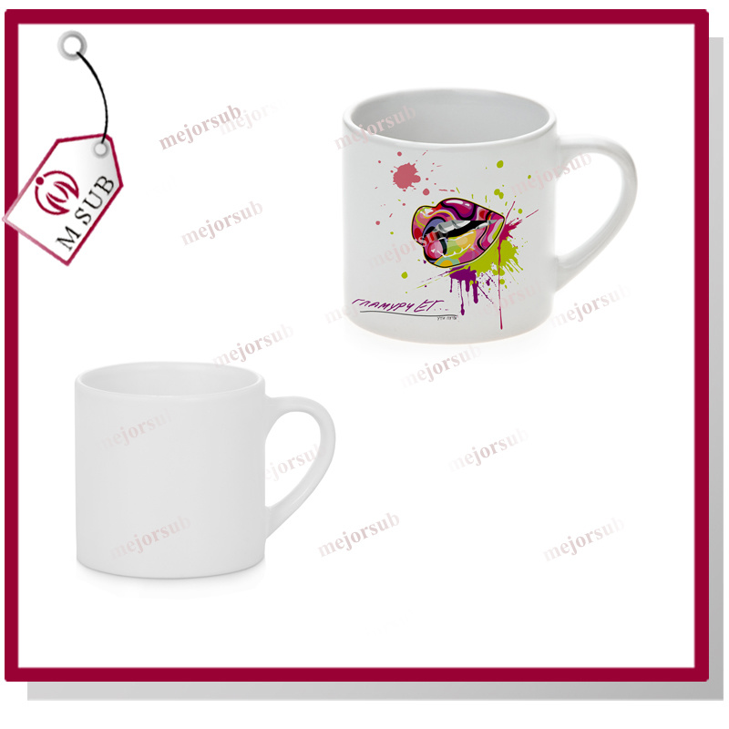 6oz Coated Coffee Mug Well-Sold by Mejorsub