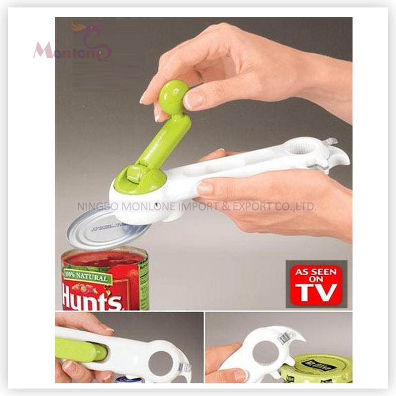 Multifunction 8 in 1 Bottle Opener Can Opener