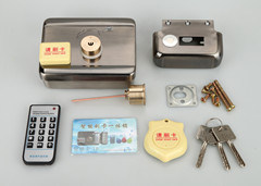 RFID Electric Door Lock for Hotel Card Key Lock System