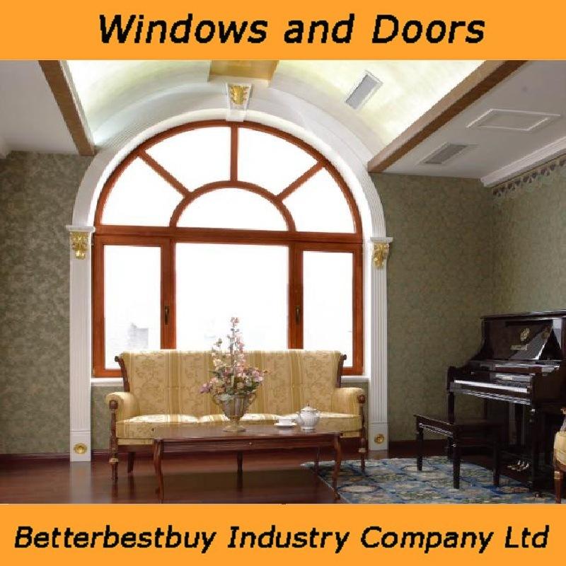 High Standard Design Awning Aluminium Window