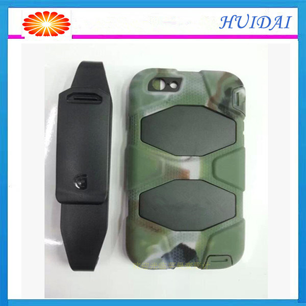 Military Shockproof All-Terrain Belt Clip Survivor Griffin Case for iPhone 6/6s