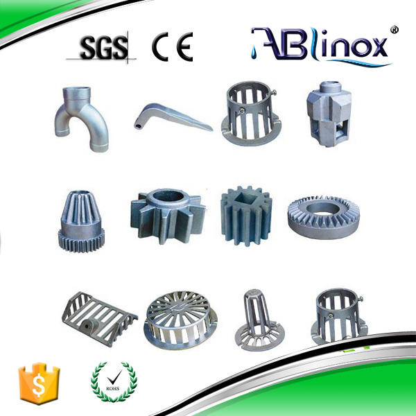 Stainless Steel Polishing Precision Casting (coffee maker support)