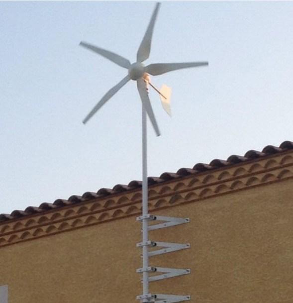 2kw Permanent Magnet Wind Generator