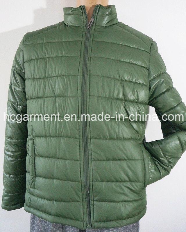 Down Winter Warm Casual Fleece Outwear Jacket for Man/Women