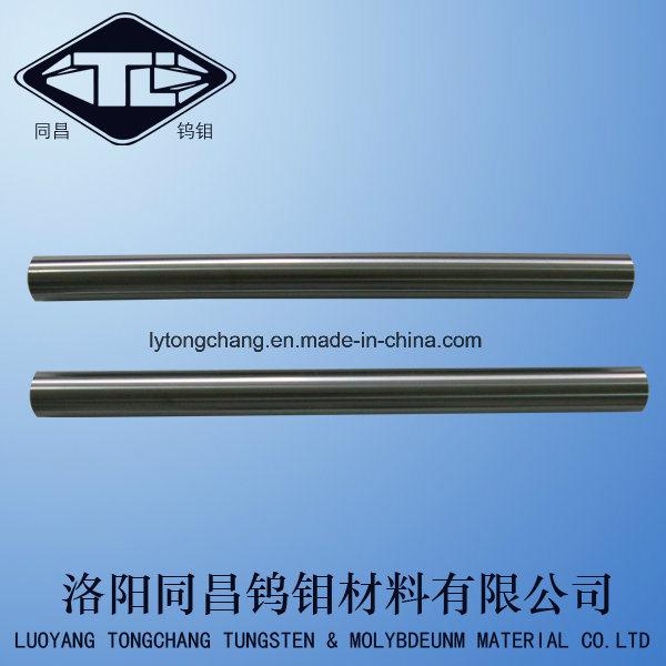 Ground, Polished Molybdenum Rod