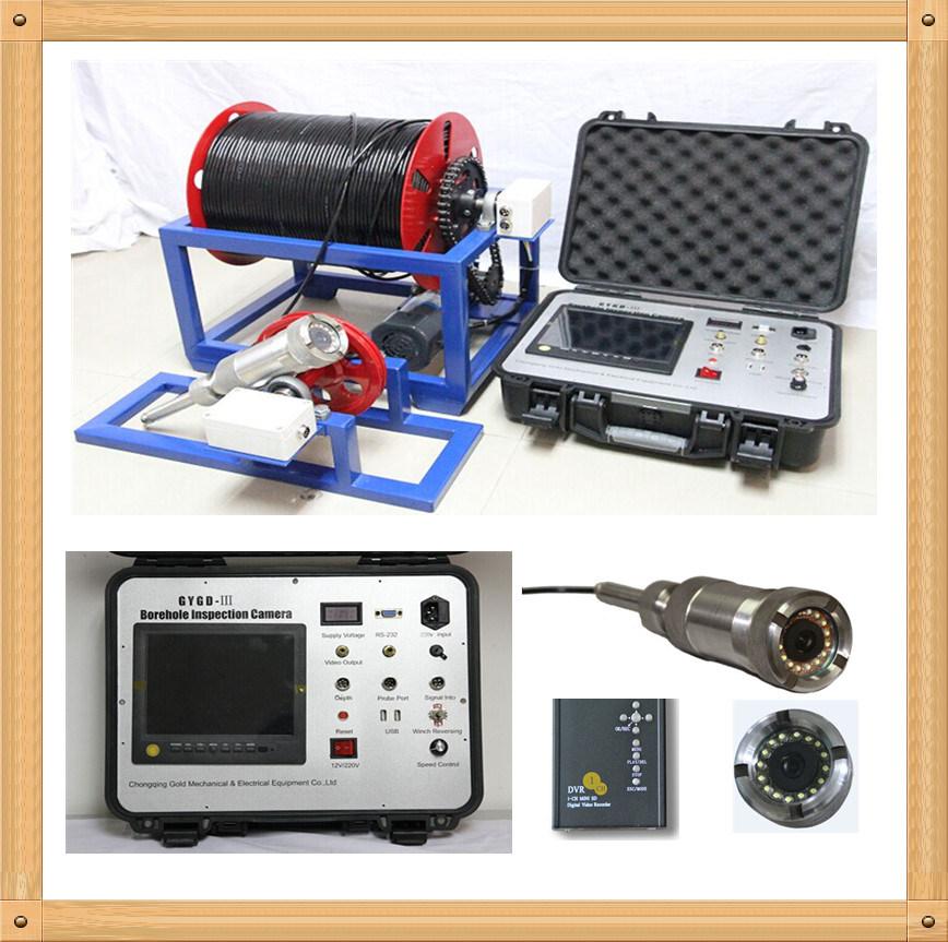 Underwater CCTV Camera, Borehole Inspection Camera and Water Well Inspection Camera for Sale