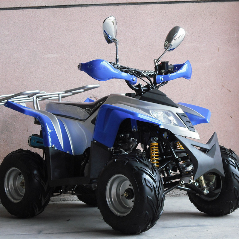 110cc 4 Stroke ATV Quad with Back Reverse (JY-110-ATV07)