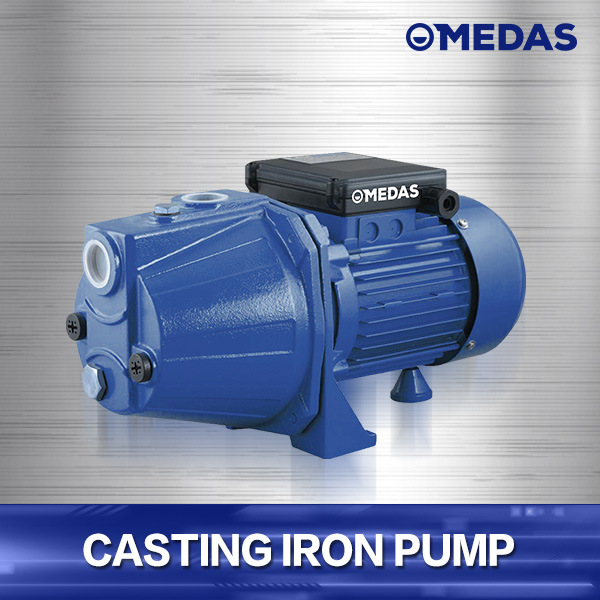 1HP Copper Motor Wire Cast Iron Jet Pump