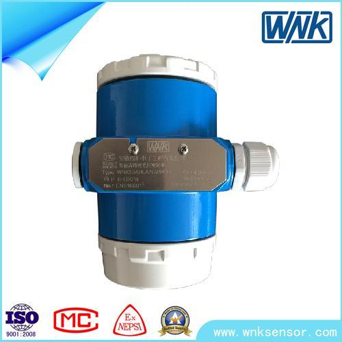 Explosion Proof Smart 4-20mA Differential Pressure Transmitter with Hart Protocol
