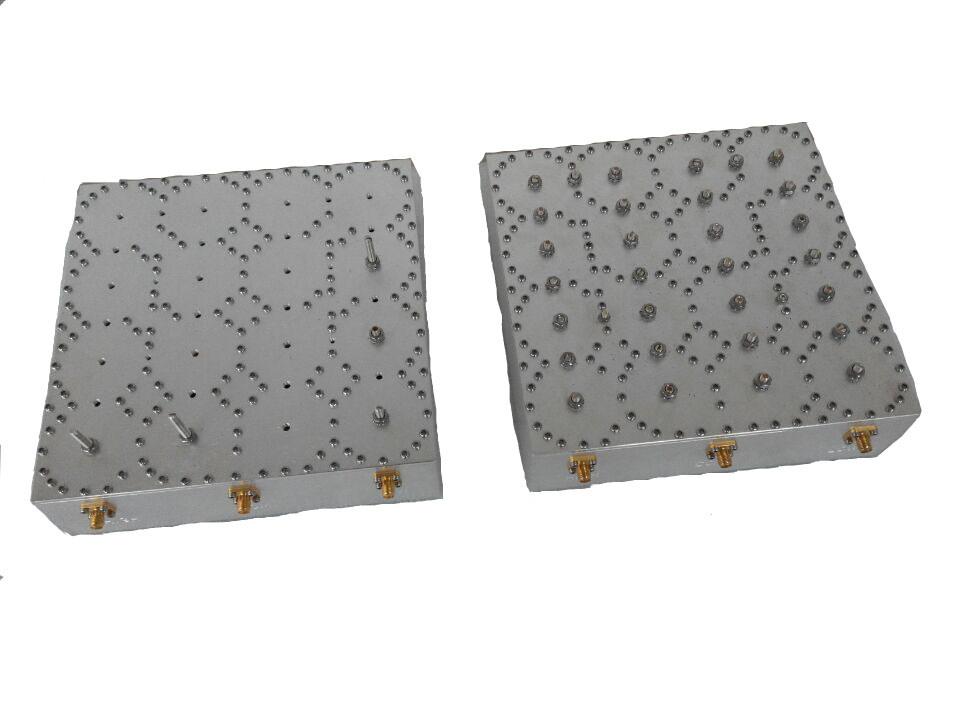 Microwave Wireless 450-490MHz Cavity Duplexer GSM/FM/UHF/UMTS Diplexer