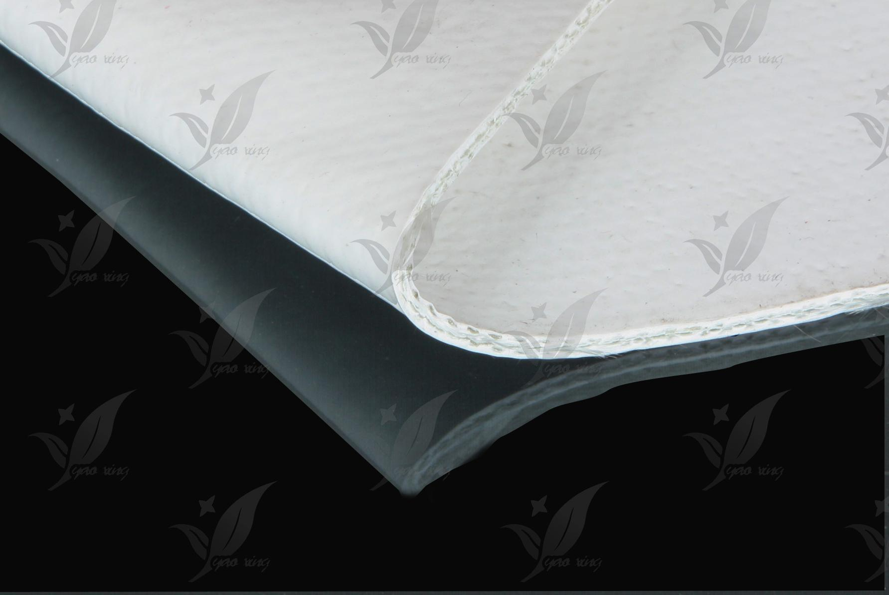 Temperature Resistance Silicone Rubber Coated Fiber Glass Fabric
