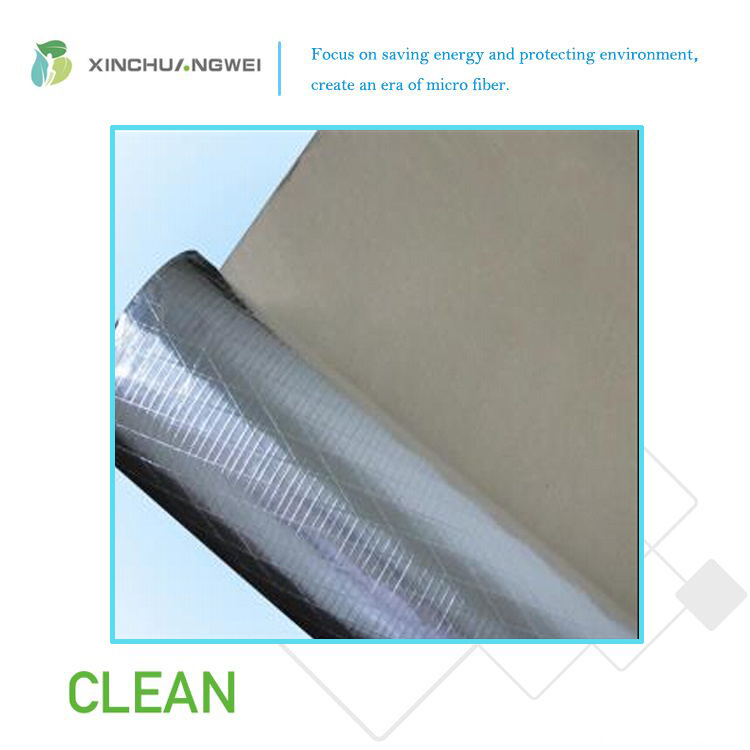 Fireproof Insulation Fiberglass Aluminium Foil for Glass Wool Rock Wool