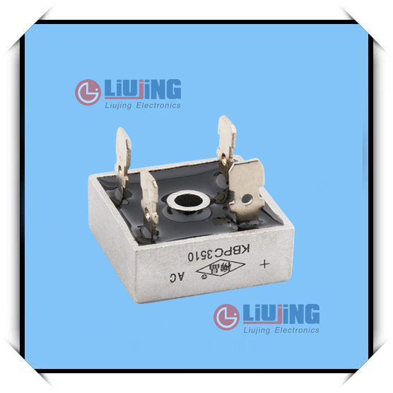 Single Phase Bridge Diode Bridge Rectifier (KBPC3510 KBPC5010)