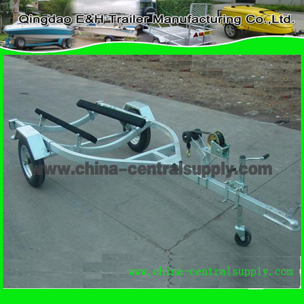Galvanized 3.9m Jet Ski Trailer From Facotry (CT0067)