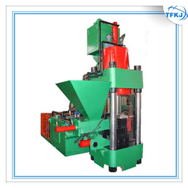 Y83-6300 Hydraulic Scrap Chips Metal Press Machine