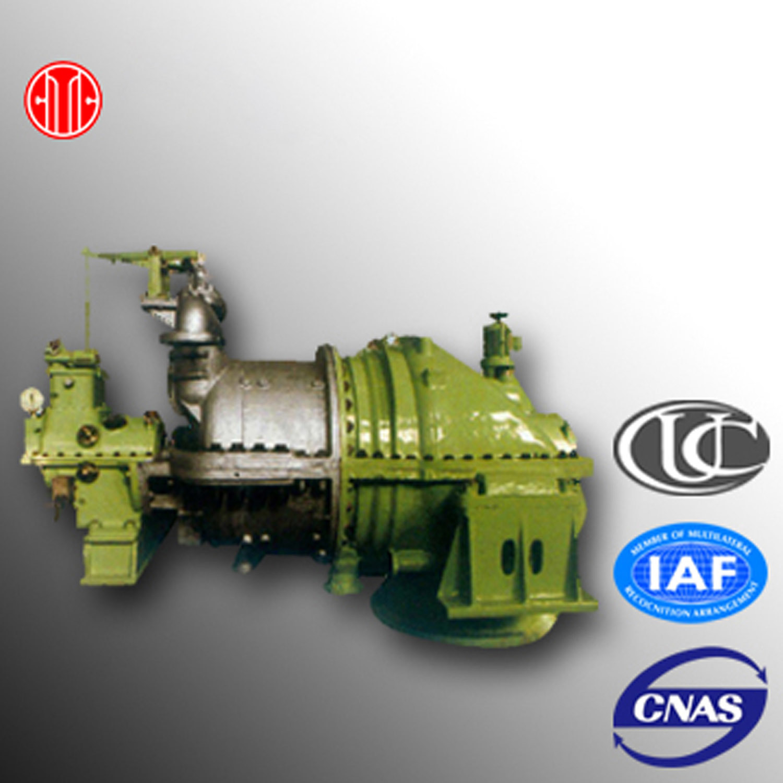 China Steam Turbine 6MW Generator Set in Electricity Generation