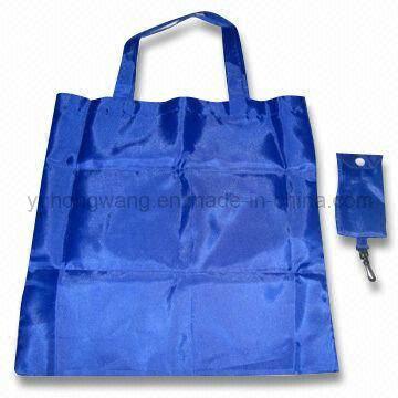 Promotional Fold Drawstring Shopping Bag