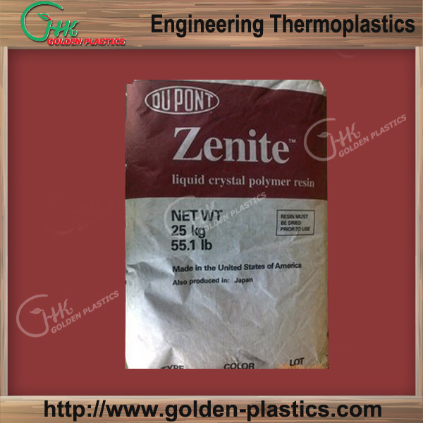 Mineral Reinforced LCP (Liquid Crystal Polymer) Zenite 6330