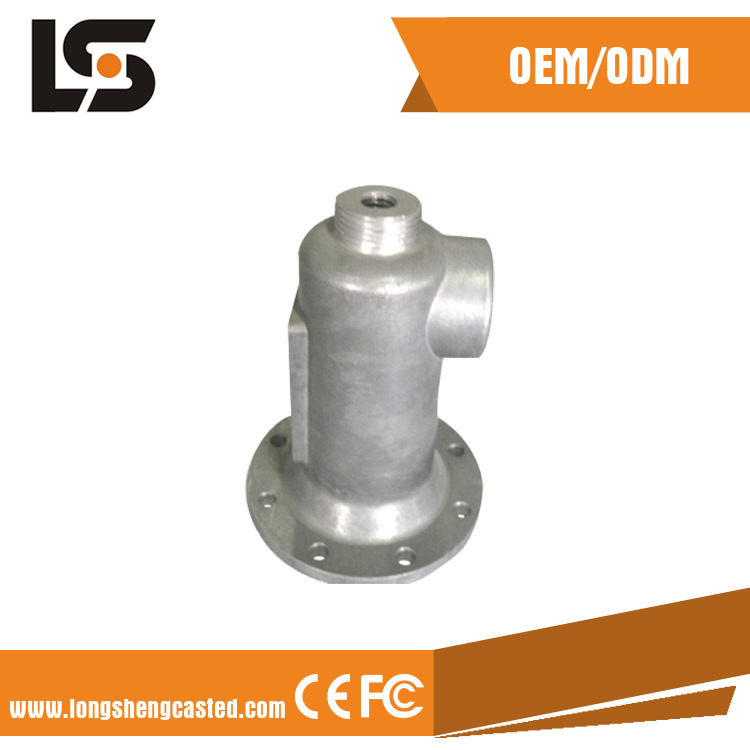 High Precision Aluminum Alloy Die Casting Machine Accessories Supplier