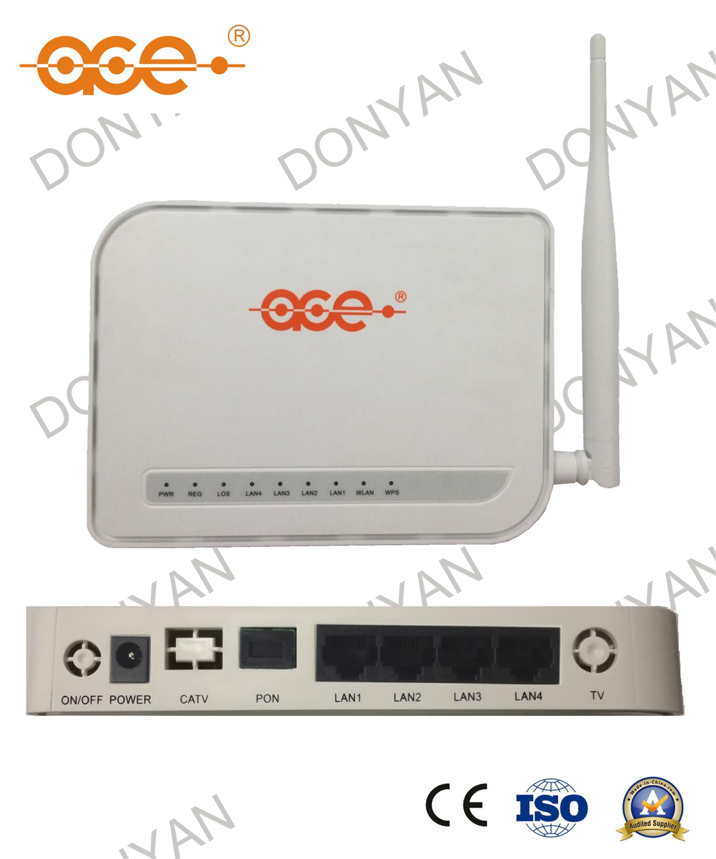 Vista-B03-604 Ace 4fe & 1WiFi FTTH ONU
