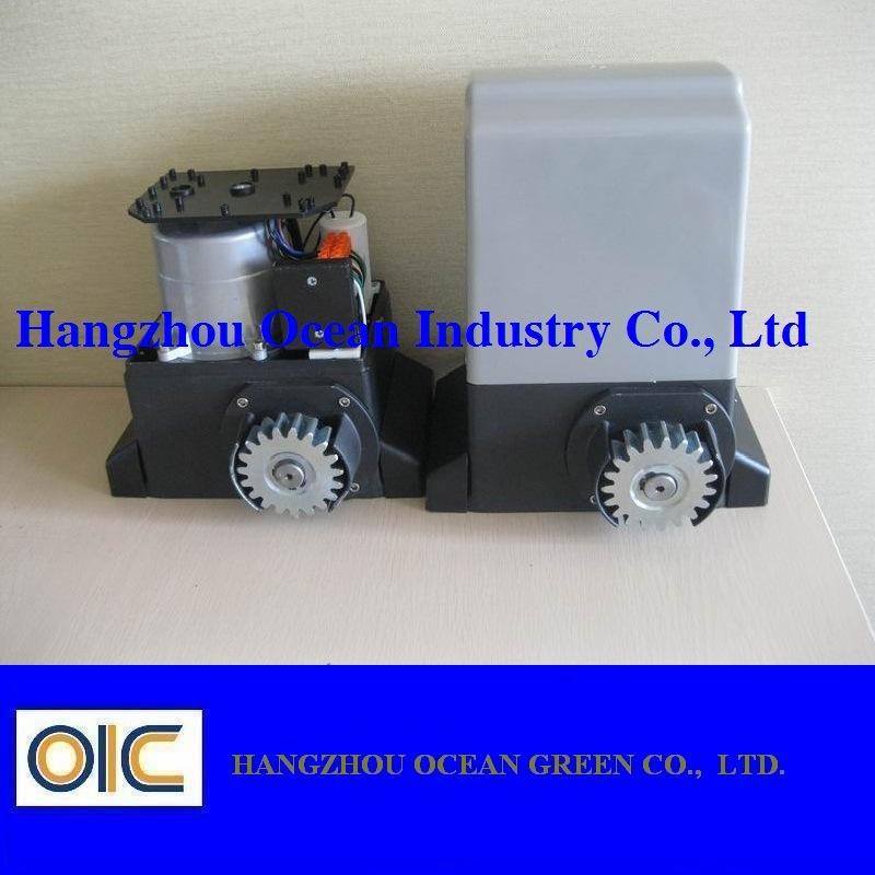 Remote Control Sliding Door Opener Motor with AC Power