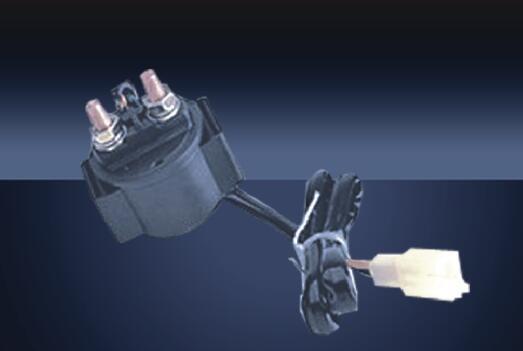 Rele De Arranque Relay Spare Parts Motorcycle Starter Relay Gy6 125