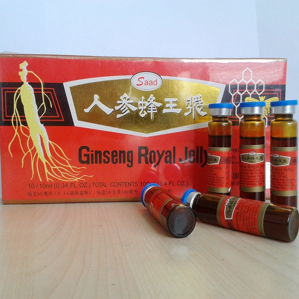Best Quality Ginseng Royal Jelly Oral Liquid