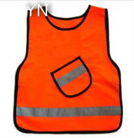High Visibility Kids Reflective Safety Vest with En1150 Approval