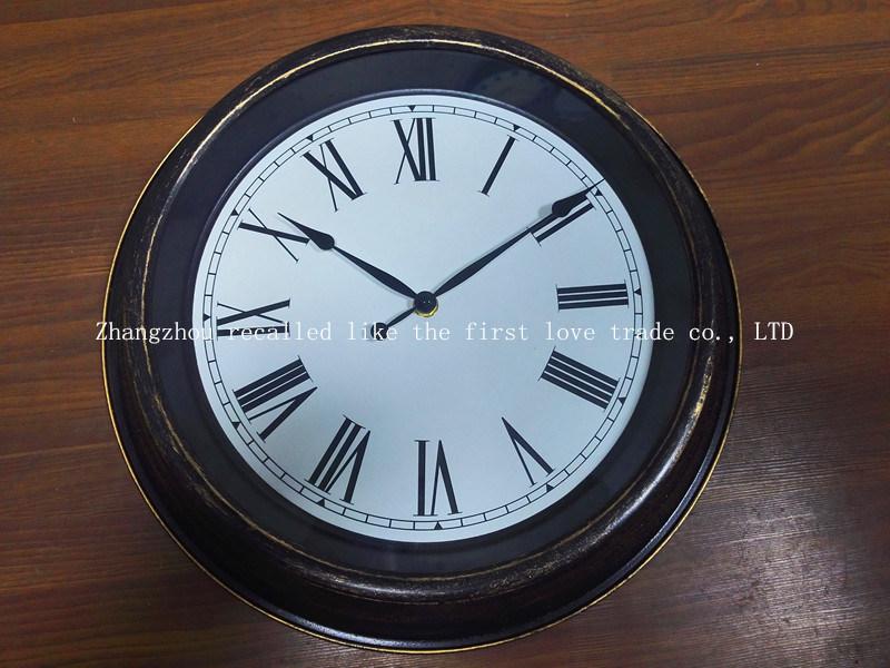 Classic Antique Artistic Wall Clock