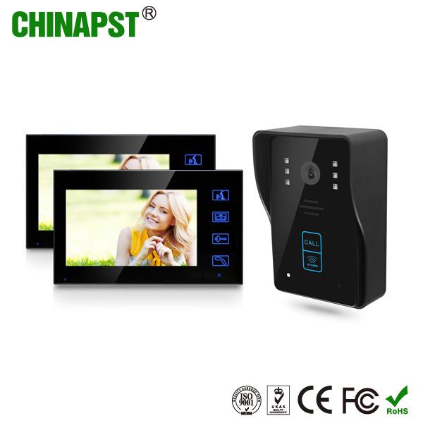 Waterproof RFID ID 4 Wires Video Door Phone (PST-VD704T-ID)